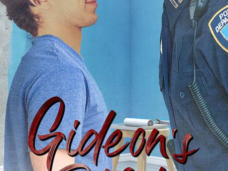 Gideon's Wish by Bryan T. Clark – Blog Tour, Interview, Excerpt, Giveaway