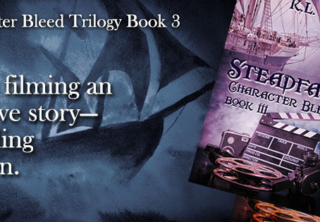 Steadfast by KL Noone - Blog Tour, Guest Post, Excerpt & Giveaway