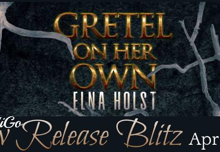 Gretel on Her Own by Elna Holst - Blitz, Excerpt,