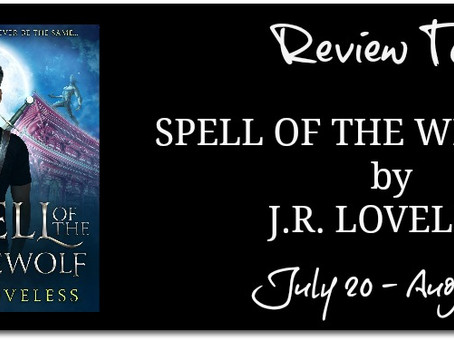 REVIEW TOUR: Spell of the Werewolf by JR Loveless