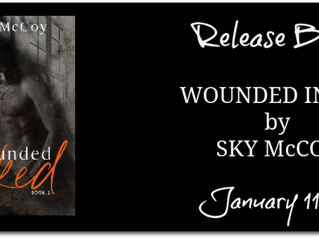 Wounded Inked by Sky McCoy - Release Blitz, Excerpt