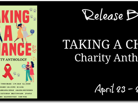 Taking A Chance: Charity Anthology - Release Blitz, Giveaway, Review