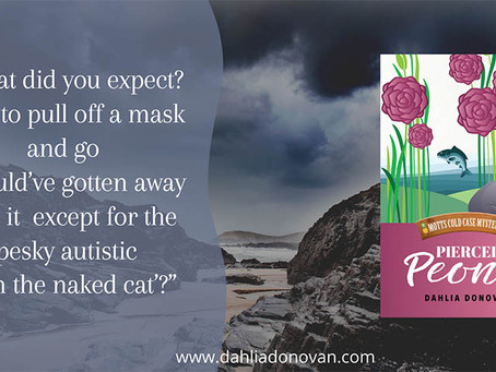 Pierced Peony by Dahlia Donovan – Blog Tour, Guest Post, Excerpt, Giveaway