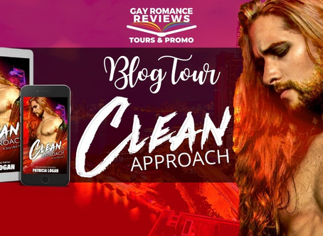 Clean Approach by Patricia Logan : Blog Tour, Excerpt & Giveaway