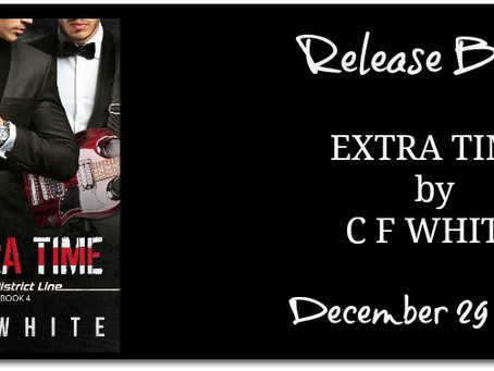 Extra Time by CF White - Release Blitz, Excerpt, Giveaway