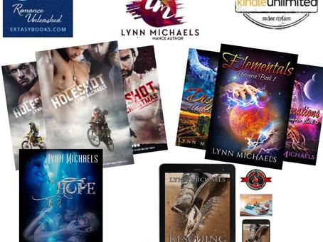 Introducing Lynn Michaels – Author Spotlight