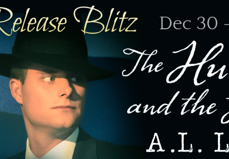 The Hunted and the Hind by A. L. Lester - Release Blitz, Excerpt, Giveaway