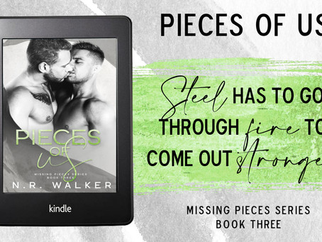 New Release Blitz & REVIEW: Missing Pieces #3 by NR Walker