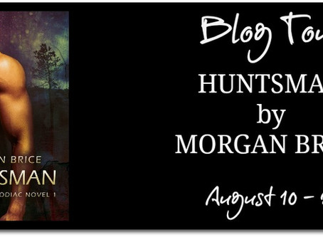 Fox Hollow Zodiac #1 by Morgan Brice - Blog Tour, Interview, Review, Excerpt & Giveaway