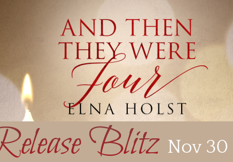 And Then They Were Four by Elna Holst - Blog Tour, Excerpt, Giveaway