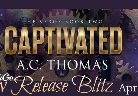 Captive by AC Thomas – Blitz, Excerpt, Giveaway