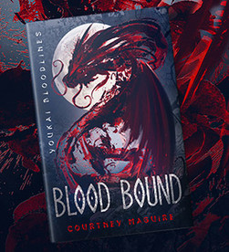 Blood Bound by Courtney Maguire - Blog Tour, Giveaway