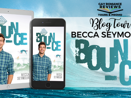 Bounce by Becca Seymour - Blog Tour, Excerpt & Giveaway