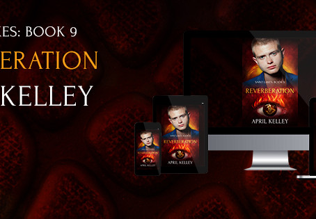 Reverberation by April Kelley & Saint Lake Short Story, Giveaway