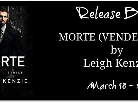 Morte by Leigh Kenzie - Release Blitz, Excerpt, Giveaway