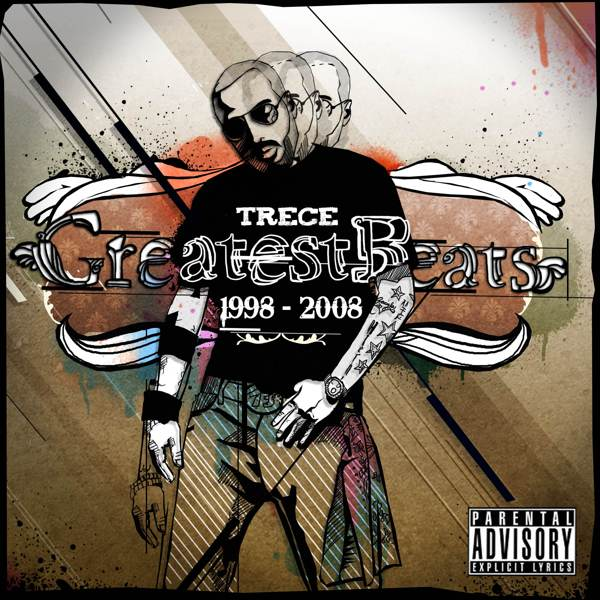 "TRECE ""Greatest BEATS"" 1998-2008"