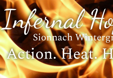 Infernal Hope by Sionnach Wintergreen – Blog Tour, Interview, Excerpt, Giveaway