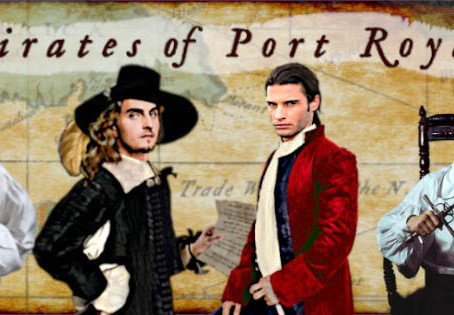 Blog Tour with Giveaway: Pirates of Port Royal #3 by Jules Radcliffe