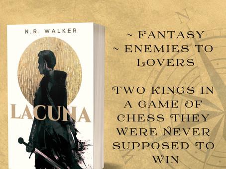 Lacuna by NR Walker - Release Blitz
