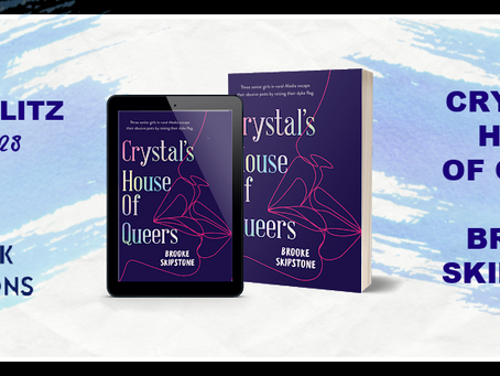 Crystal's House of Queers by Brooke Skipstone - Release Blitz, Excerpt