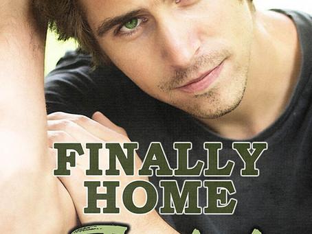 Finally Home - Josiah by K-lee Klein - Blog Tour, Excerpt, Giveaway