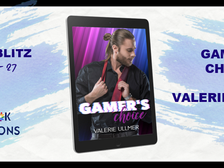 Gamer's Choice by Valerie Ullmer - Release Blitz, Excerpt, Giveaway