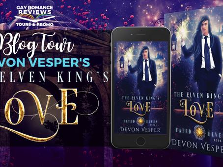 The Elven King's Love by Devon Vesper - Blog Tour, Excerpt & Giveaway