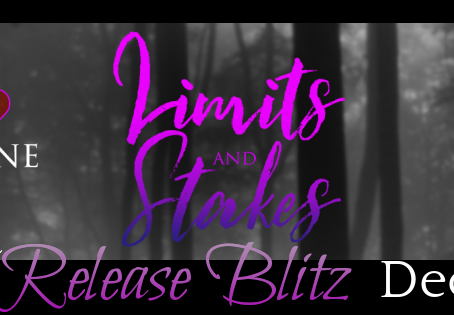 Limits and Stakes by Jacqueline Grey - RElease Blitz, Excerpt, Giveaway