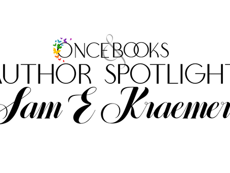 Interview with Sam E. Kraemer - Author Spotlight, Giveaway
