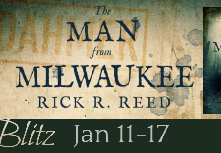 The Man from Milwaukee by Rick R. Reed - Bltiz, Excerpt, giveaway
