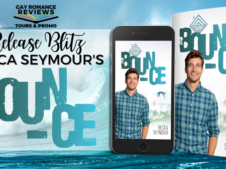 Bounce by Becca Seymour - Release Blitz, Excerpt & Giveaway