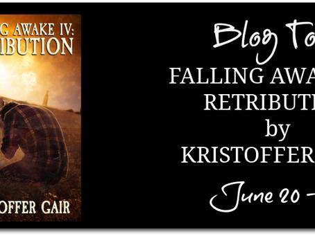 Falling Awake IV: Retribution by Kristoffer Gair - Blog Tour, Excerpt,