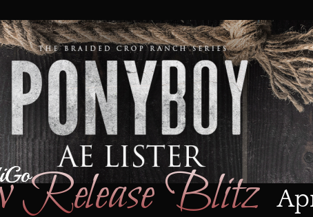 Ponyboy by AE Lister - Blitz, Excerpt, Giveaway