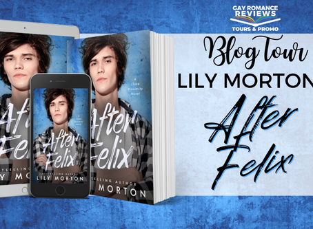 Close Proximity #3 by Lily Morton – Blog Tour, Excerpt & Giveaway