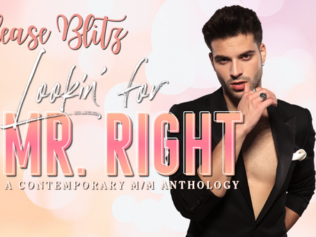 Lookin' For Mr. Right: A Charity Anthology - Release Blitz & Excerpt