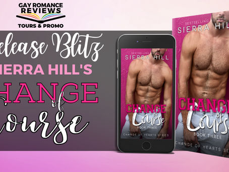 Change of Course by Sierra Hill - Release Blitz, Excerpt & Giveaway