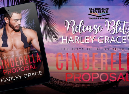 Cinderella Proposal by Harley Grace : Release Blitz, Review, Excerpt & Giveaway