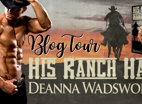His Ranch Hand : Blog Tour, Excerpt & Giveaway