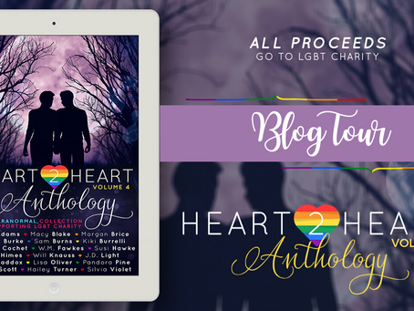 Blog Tour & Excerpt: Heart2Heart: A Charity Anthology, Volume 4