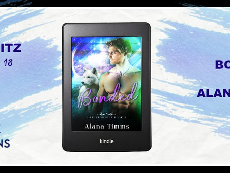 Bonded by Alana Timms - Release Blitz, Excerpt