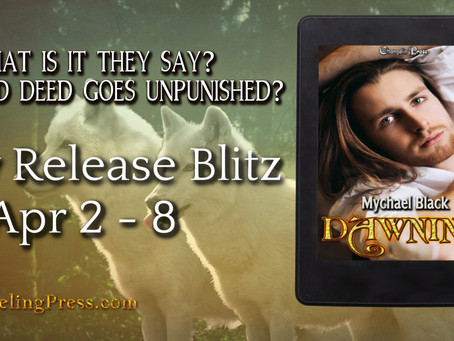 Dawning by Mychael Black - Blitz, Excerpt, Giveaway