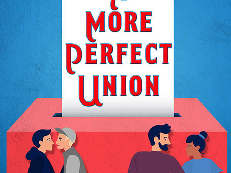 A More Perfect Union – Blog Tour, Guest Post, Excerpt, Giveaway