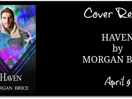 Haven by Morgan Brice - Cover Reveal