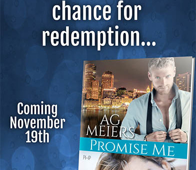 Promise Me by AG Meiers – Blog Tour, Guest Post, Excerpt, Giveaway