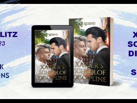 Xavier's School of Discipline by S. Legend