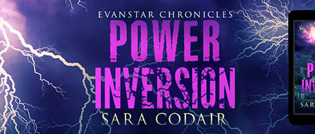 Blog Tour: Power Inversion by Sara Codair