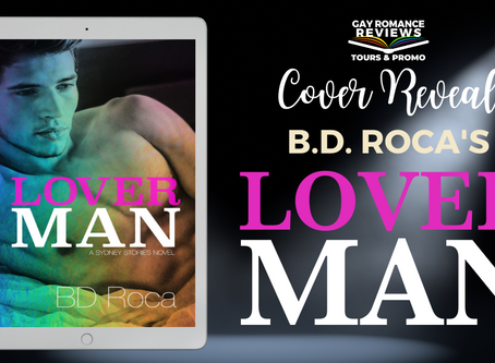 Lover Man by B.D. Roca - Cover and Blurb Reveal & Giveaway