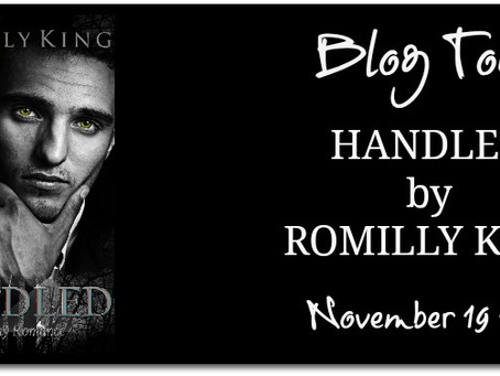 Handled by Romily King - Blot Tour, Guest Post, Excerpt