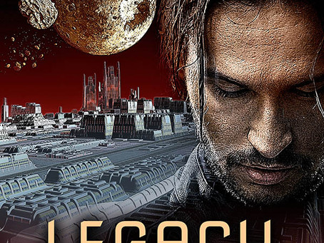 Legacy by MD Grimm – Blog Tour, Guest Post, Excerpt, Giveaway
