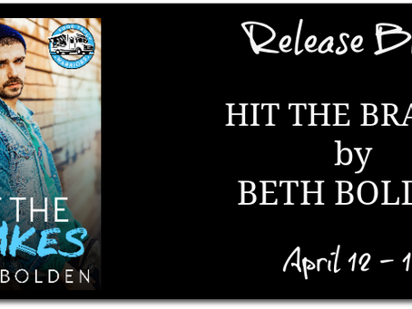 Hit the Brakes by Beth Bolden - Release Blitz, Excerpt, Giveaway